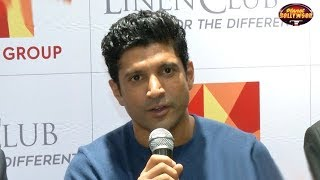 Farhan Gets Diplomatic About Hrithik - Kangana Controversy | Bollywood News - ZOOMDEKHO