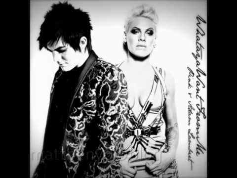 Whatya want from me Adam lambert P nk 2012 March 01