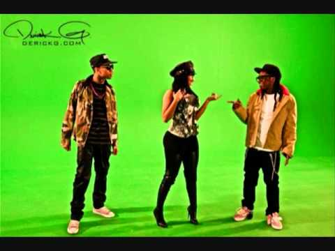Lil Wayne Ft Tyga & Nicki Minaj Roger That