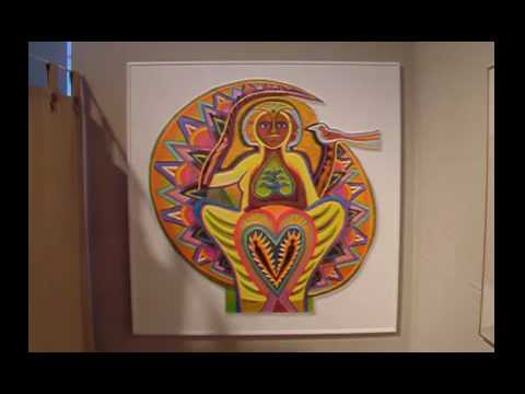 Hanson Howard Gallery:  Betty LaDuke, March 2009