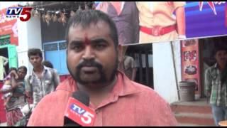 Gabbar Singh Fast Food Center | Gabbar Singh Comedian Running Fast Food Center : TV5 News - TV5NEWSCHANNEL