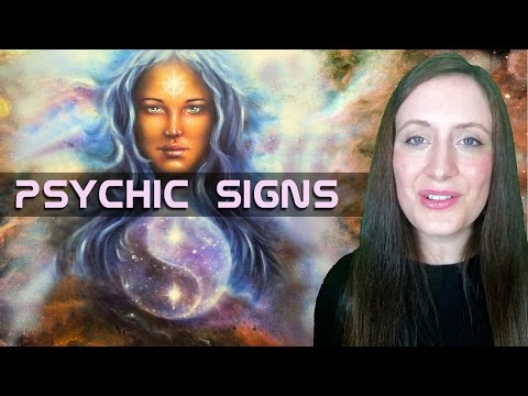 19 Signs You Are PSYCHIC. Sure-fire Ways To Tell You Have Psychic Abilities.
