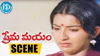 Prema Mayam Movie Scenes - Ambika Reveals Radha's Secret || Prabhu - IDREAMMOVIES