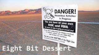 Royalty Free :Eight Bit Desert