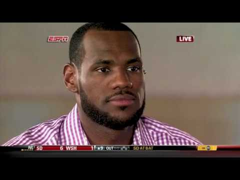 LeBron James in Miami (Nba Decision 2010)