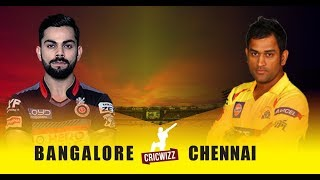 LIVE IPL 2019: Dhoni Vs.Virat Faceoff Challenge, let's see who will win - AAJKIKHABAR1