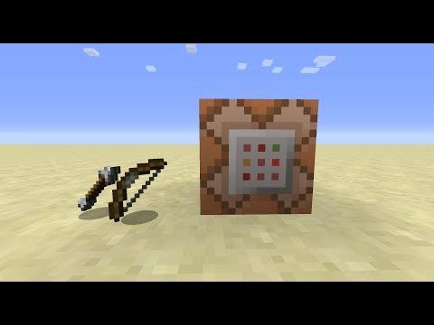 Minecraft 1.8 : Arco Metralleta!   Vanilla