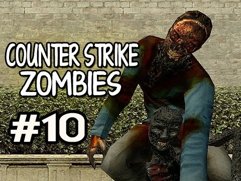Zombie Escape / Zombies (Counter-Strike GO Mod) w/Nova & Sp00n Ep.10: SAFE BARN