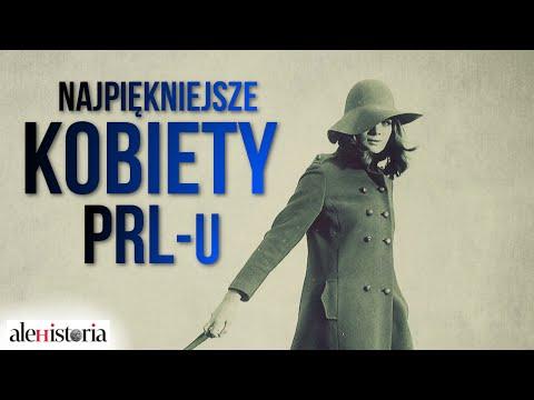 Najpiękniejsze kobiety PRL-u. Jakie były i jak je podrywano? AleHistoria odc. 98