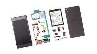 Sony Xperia Z5 Dual Disassembly/Teardown
