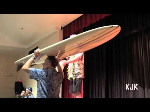 The Reynolds Yater Surfboard Set at Auction
