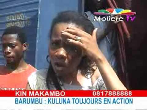 Kin Makambo: barumbu kuluna abeti ba policiers.wmv