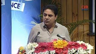 Minister KTR Speech At Telangana Excellence Awards 2018 Event   CVR NEWS - CVRNEWSOFFICIAL
