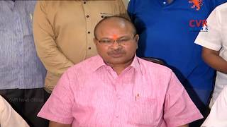Kanna Lakshminarayana meets BJP Ex MP Sivaji over Modi Four Year Government | CVR News - CVRNEWSOFFICIAL