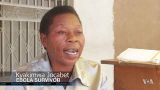 Uganda's Ebola Survivors Recall Disease's Horrors on DRC Outbreak - VOAVIDEO