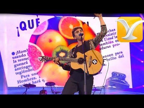 Gepe - Fruta y Té - Festival de Viña del Mar 2014 HD