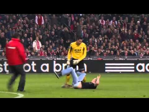 ajax vs az incident