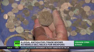 3000yr-old artefacts for arms: Syria's history buying bullets and bombs - RUSSIATODAY