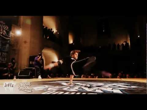 B-boy Dope Power Moves 2012