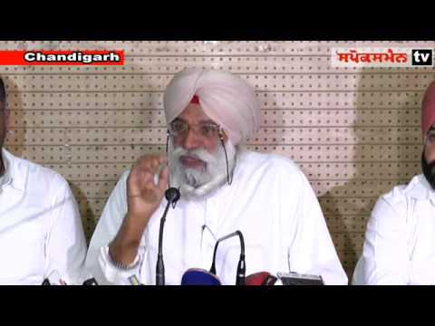 <p>AAP launches campaign to support farmers during wheat procurement Capt Kang</p>