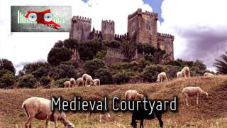 Royalty Free :Medieval Courtyard