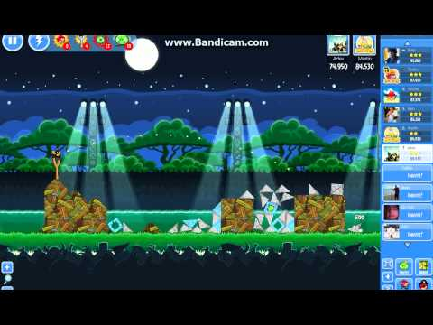 Angry birds tournament week 17 levels 2