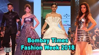 Urvashi, Mouni & others DAZZLES at Bombay Times Fashion Week 2018 - BOLLYWOODCOUNTRY