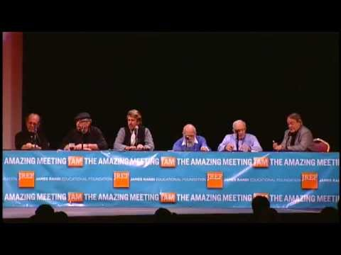 Magicians vs Psychics Panel discussion TAM 2013
