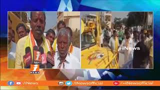 Prajakutami Candidate Sama Ranga Reddy Speed Up Election Campaign In Ibrahimpatnam | iNews - INEWS