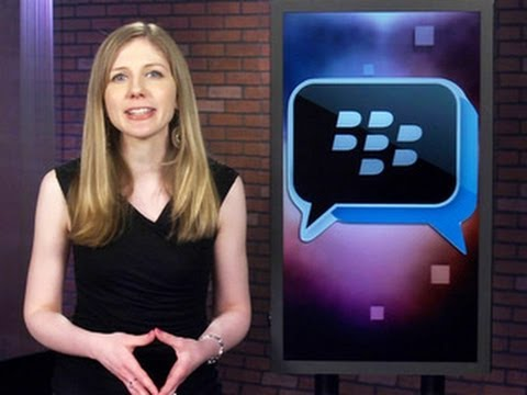 CNET Update - BlackBerry Messenger jumps to iPhone, Android