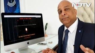 पाकिस्तान की 200 से ज्यादा वेबसाइट की गई हैक - NDTVINDIA