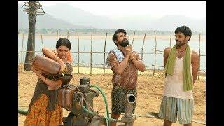 Ram Charan and Samantha in Rangasthalam || #RangasthalamFirstLook || #Rangasthalam1985 - IGTELUGU