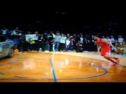 Blake Griffin Car Dunk-2011 Slam Dunk Contest