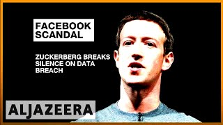 🇺🇸 Facebook's Zuckerberg admits to 'major breach of trust' | Al Jazeera English - ALJAZEERAENGLISH