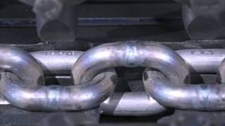 Vidéo YouTube :  PEWAG - Usine de production de chaînes