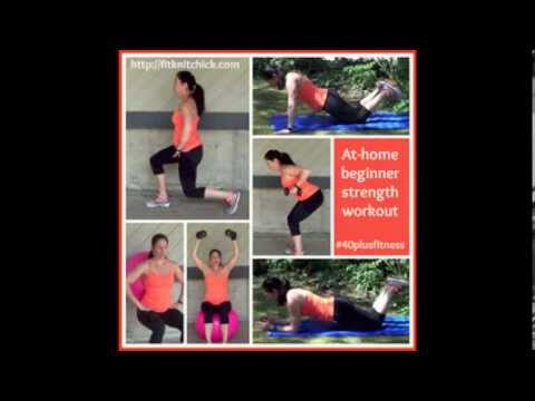 At-Home Beginner Strength Workout