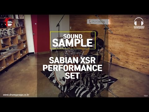 [SOUND SAMPLE] SABIAN XSR PE..