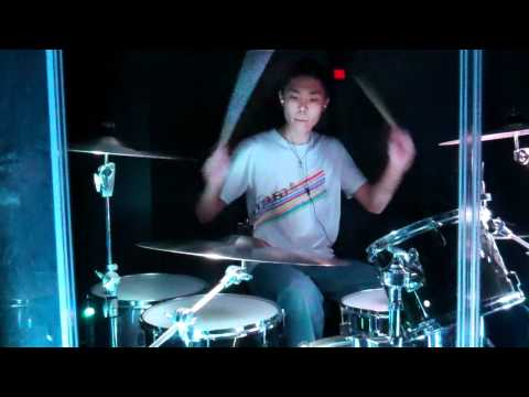 Let It Rain - Jesus Culture (Drum Cover) [HD]