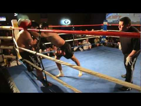 Imperial Fighting Challenge Diego Cruz  vs. Anthony Guerrero