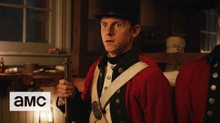 TURN: Washington's Spies: 'Abe is Called Into Action' Talked About Scene Ep. 407 - AMC