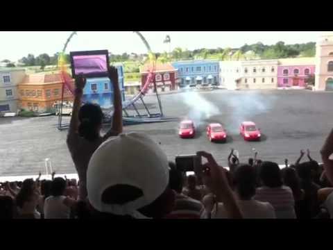 Extreme Show - Manobras de carros no Beto Carrero