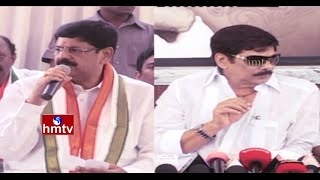 Anam Brothers to join YSRCP ?