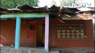 जम्मू-कश्मीर में निकाय चुनाव से पहले पंचायत भवनों में लगा रहे आग - NDTVINDIA