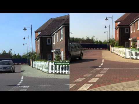 Samsung Galaxy S2 Sample Video 1080p vs iPhone 4 720p Number 2