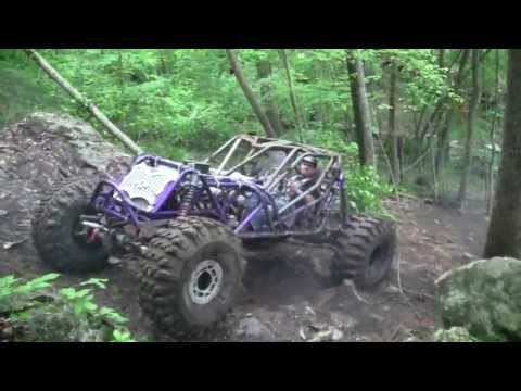 Little Tim Bacon's 2 runs on the Adventure Off Road park bounty hill