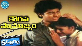 Kaurava Samrajyam Movie Scenes - Jayapriya Comes To Know Her Flashback || Shanmukha Srinivas - IDREAMMOVIES