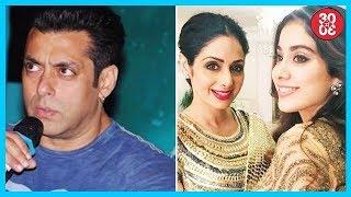 Salman In Dilemma Over 'Race 3' Music Composer, Sridevi's Cameo In Jhanvi's Debut 'Dhadak' - ZOOMDEKHO
