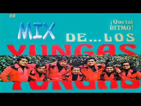 ♫♥☆ LOS YUNGAS DEL PERÚ - QUE TAL RITMO!... MIX ☆♥♫