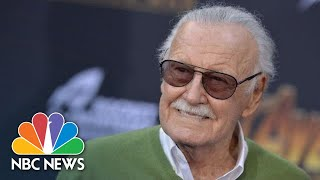 Stan Lee, Marvel Comics Creator, Dead At 95 | NBC News - NBCNEWS