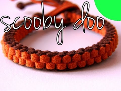 how to make scooby bracelets